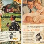 Vintage Kodak Ads